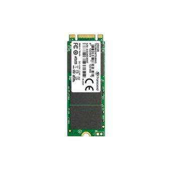 Памет SSD 128GB, Transcend 600S, SATA 6Gb/s, скорост на четене 530MB/s, скорост на запис 200 MB/s image