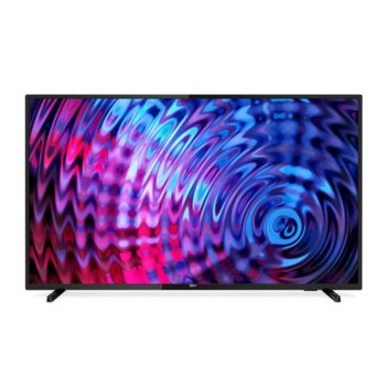 "Телевизор Philips 43PFS5803/12, 43"" (109.22 cm) Full HD Smart LED TV, DVB-T2, DVB-C, DVB-T, DVB-S2, DVB-S, 2x HDMI, 2x USB, LAN image"