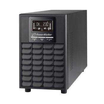UPS Power Walker VFI 1000 CG PF1, 1000VA/1000W, Online, Mini Tower image