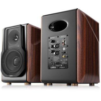 Аудио система Edifier s3000 Pro Active 2.0, безжична, черно/кафява image