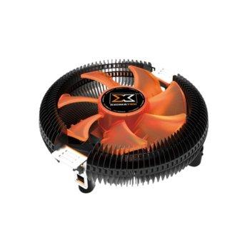 Охлаждане за процесор Xigmatek Apache V, съвместимост със Intel LGA 775/1155/1156/1366 & AMD: FM2/FM1/AM3+/AM3/AM2+/AM2 image