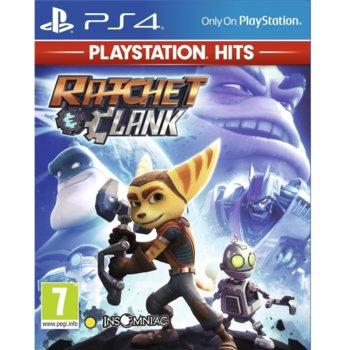 Игра за конзола Ratchet and Clank, за PS4 image