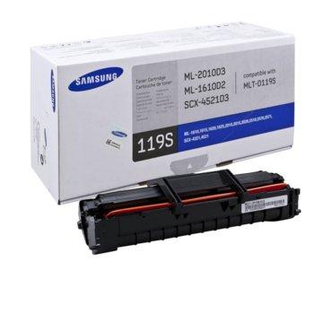 Касета за Samsung MLT-D119S - SU897A - Black - заб.: 2 000k image