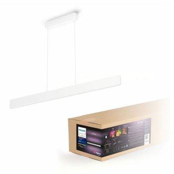 LED таванна лампа Philips Hue 40903/31/P7, 175W, 24V, 6000 lm, бяла image