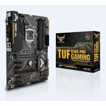 Дънна платка ASUS TUF B360-PRO GAMING product