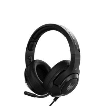Слушалки Acer Predator Galea 350 PHW920, микрофон, USB, черни image