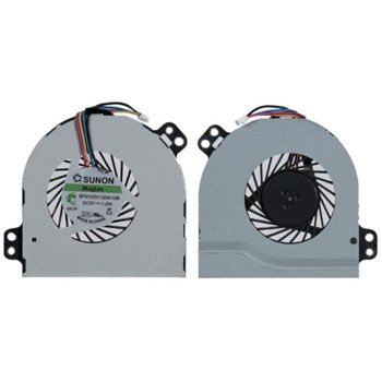 Вентилатор за лаптоп Asus, съвместим с Asus UX50V RX05 4 wires image
