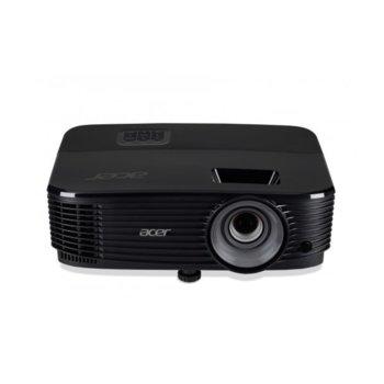 Проектор Acer X1323WHP, DLP, WXGA (1280x800), 20 000:1, 4000 lm, HDMI, VGA, USB image
