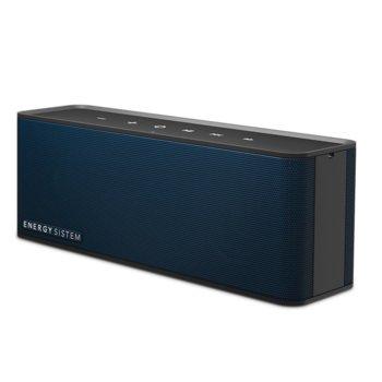 Тонколона Energy Sistem Music Box 5, 2.0, 10W, Bluetooth, 3.5 mm жак, син image