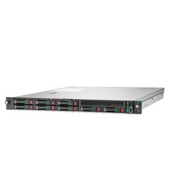 Сървър HPЕ DL160 G10 (PERFDL160-001), осемядрен Skylake Intel Xeon 4110 2.1/3.0 GHz, 32GB DDR4, без твърд диск, 2x 1GbE, 4x USB 3.0, без ОС, 2x 500W image