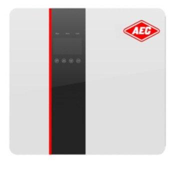 Инвертор Allis Selfnergy M5000, хибриден синусоиден, 5000VA/5000W, от 180–280 Vac към 230 Vac, LCD дисплей image