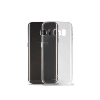 Страничен протектор с гръб Remax, TPU материал, за Samsung Galaxy S7, прозрачен image