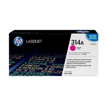 КАСЕТА ЗА HP COLOR LASER JET 3000/2700 - Magenta product
