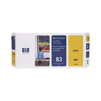 ГЛАВА HEWLETT PACKARD DesingnJet 5000/5000PS - Yellow head + kit - P№ C4963A image
