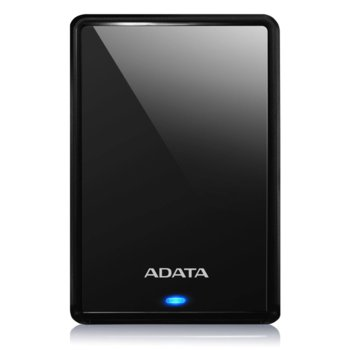 """Твърд диск 2TB A-Data HV620S (черен), външен, 2.5"""" (6.35 cm), USB 3.1 image"""