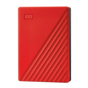 WD 4TB My Passport Red 3Y product