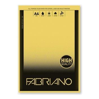 Копирен картон Fabriano, A4, 160 g/m2, кедър, 50 листа image