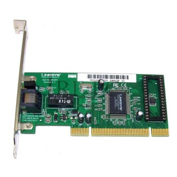 Linksys LNE100TX 10/100 Mbs PCI product