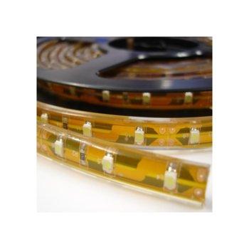LED лента ORAX LS-5050-30-G-IP65, 7.2W/m, 12V, 30LED/m, 5m image