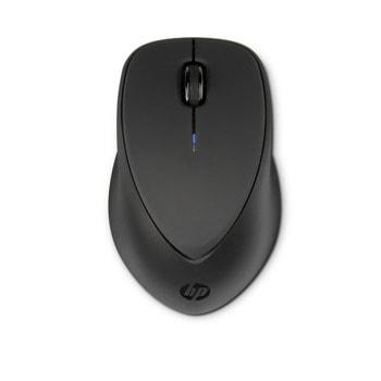 Мишка HP X4000B, оптична, 1600 dpi, безжична, USB, Bluetooth, черна  image