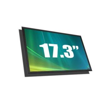 """Матрица за лаптоп CMI N173HHE-G32, 17.3"""" (43.94 cm), Full HD, 1920:1080 pix, матов image"""