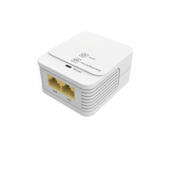 ZTE H513E, 150Mbps, Powerline Fast Ethernet адаптер image