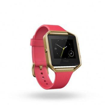 Fitbit Blaze Large Size Gold FB502GPKL-EU product