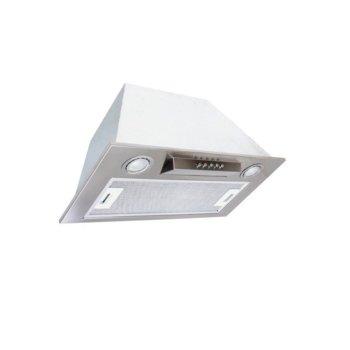 Абсорбатор Finlux FXCA 1652IX INTEGRATO, за вграждане, стандартен, 180W, 472 m3/h, 1x мотор, 3 степени, алуминиев филтър image