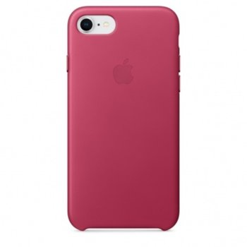 Apple iPhone 8/7 Leather Case Pink Fuchsia product