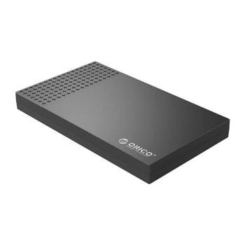 "Кутия 2.5"" (6.35 cm) Orico 2526C3-BK, за SSD/HDD, USB 3.1 Gen 1 Type-C, черна image"