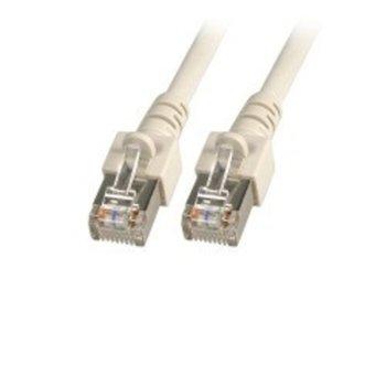 Пач кабел EFB Elektronik, SFTP, Cat.5e, 5m, сив image