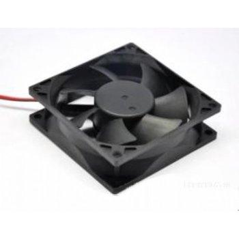 Вентилатор (63033), 80x25mm, 4-пинов, 2500rpm, sleeve image