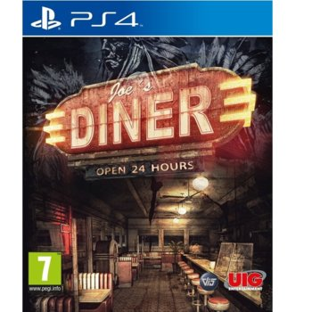 Joe's Diner (PS4) product