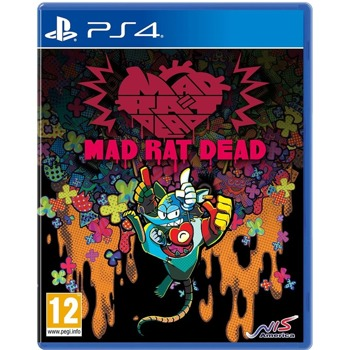 Mad Rat Dead PS4 product