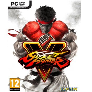 Street Fighter V product