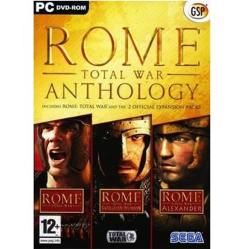 Rome: Total War Anthology product