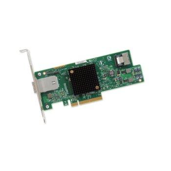 Broadcom SAS 9207-4I4E Host Bus Adapter product