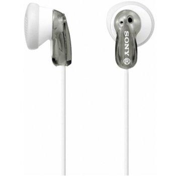 Слушалки Sony MDR-E9LP, сиви image