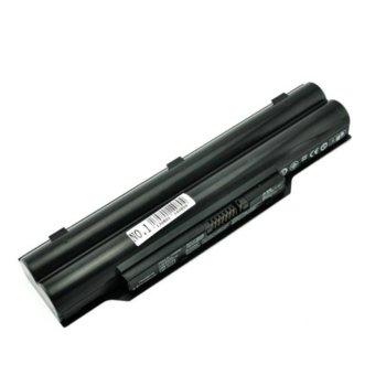 Батерия (заместител) за Fujitsu LifeBook A530, съвместима с A531/AH530/AH531/LH520/P701/PH521, 6cell, 10.8V, 4400 mAh image