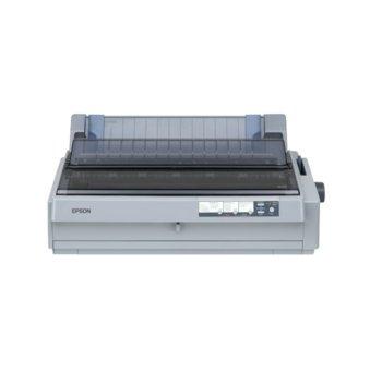 Матричен принтер Epson LQ-2190, 360x180 dpi, 144 chars/s, 128kB Included, USB, Bidirectional parallel, 1г.  image