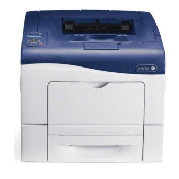 Лазерен принтер XEROX Phaser 6600DN, цветен, 1200x1200dpi, 35стр/мин, 256MB, USB, Ethernet, WiFi, 1г.  image