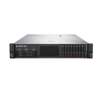 Сървър HPE DL560 G10 (875807-B21), шестнадесетядрени 2x Intel® Xeon® Scalable 6130 2.1GHz, 64GB DDR4 RDIMM, 2x 1GbE, 5x USB 3.0, 2x 1600W захранване image