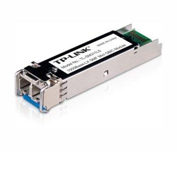 SFP модул TP-Link TL-SM311, LC interface, до 10км., single-mode image
