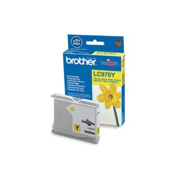 ГЛАВА ЗА BROTHER MFC 235C/MFC260C/DCP 135C/DCP150C - Yellow - LC970Y - заб.: 300k image