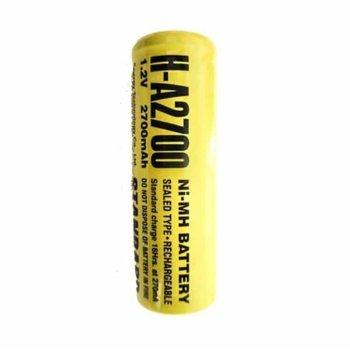 Акумулаторна батерия Energy Technology A2700 H, A, 1.2V, 2700mAh, NiMH, 1 бр. image