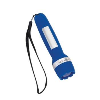 Фенер TOPS Charge Light, презареждаема 40 mAh батерия, син image