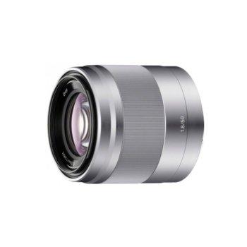 Обектив Sony SEL-50F18, 50mm f1.8  image