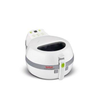 Фритюрник Tefal ActiFry Original FZ710038, вместимост 1 кг., таймер, керамична подвижна купа, бял  image