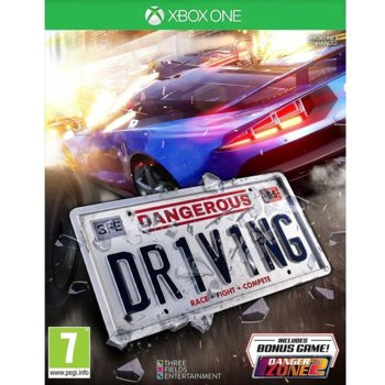 Dangerous Driving (Xbox One) product