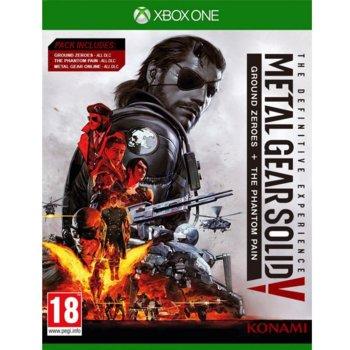 Metal Gear Solid V: The DE product